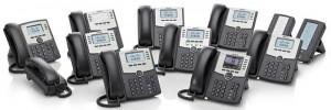 CISCO SPA Phones